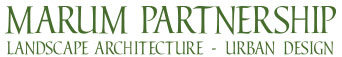 Marum Partnership Landscape Architecture